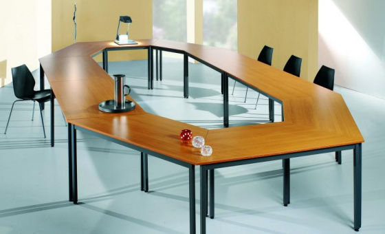 ENSEMBLE TABLES MODULAIRES